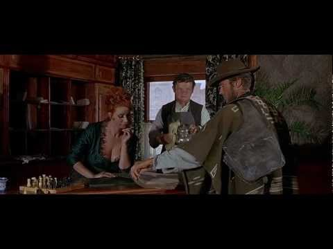 'The room's occupied' - For a Few Dollars More (1965)