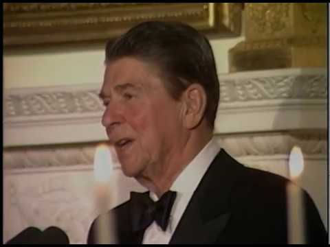 President Reagan's Toast for Prime Minister Lee of Singapore on October 8, 1985