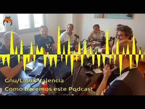 Audio. Como hacemos este Podcast