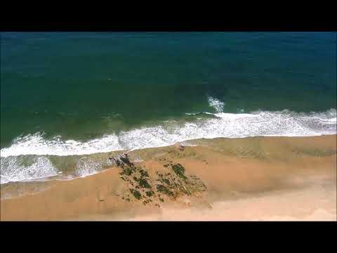 Areia /  Mindelo - Xiaomi mi drone 4k