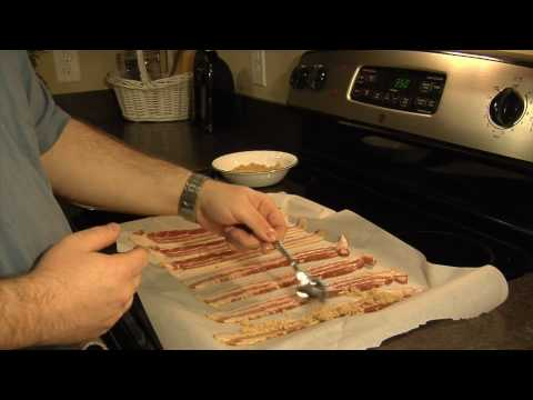 Generate How to make Candied Bacon (Bacon Candy) - BaconChefs.com Pictures