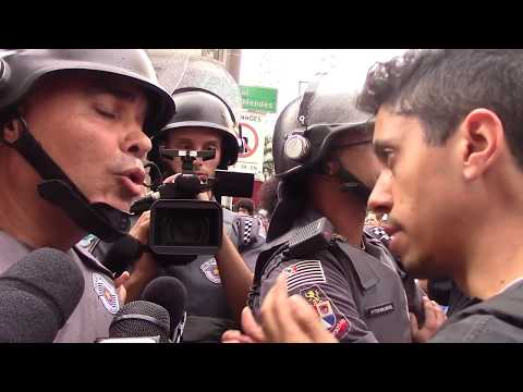 Major da Polícia Pulso firme!
