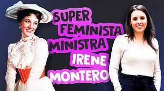 Imagen del video: HUMOR: Súper feminista ministra Irene Montero