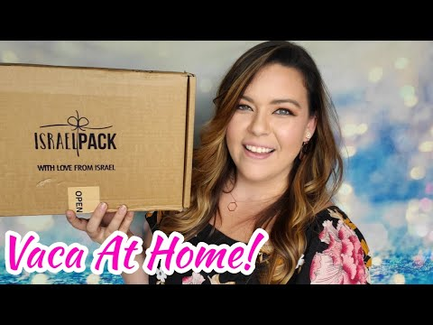 Israel Pack Unboxing June 2020 + Coupon Code