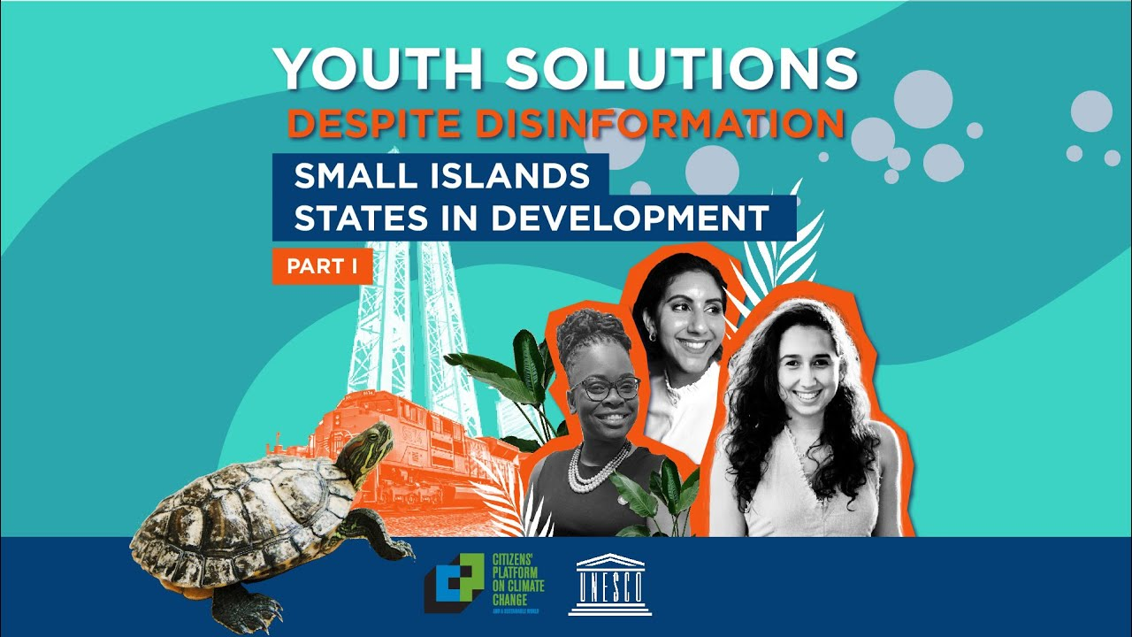 Youth Solutions in Small Islands States in Development - part 1
