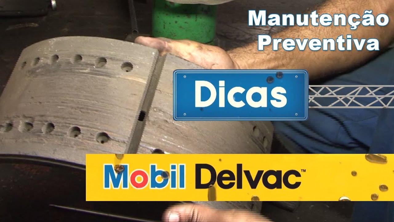 Manutenção Preventiva de Freios - Dicas Mobil Delvac