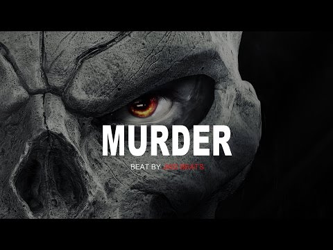 """MURDER"" Hard Trap Beat Instrumental 