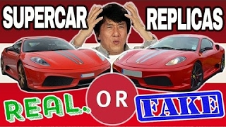 👑 Supercar Replicas - REAL OR FAKE?