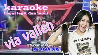 Download Video Lirik !!!Bagai langit dan bumi (karoke) by via Vallen MP3 3GP MP4