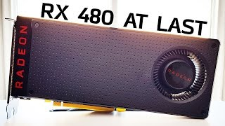 amd rx 480 review benchmarks
