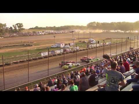 MSSC dash. Spoon River Speedway.9/3/2017
