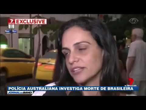 Polícia Australiana Investiga Morte De Brasileira