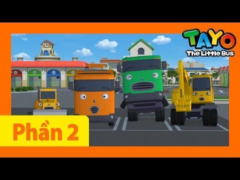 Tayo Phần2 Tập23 l MỘT ĐÊM ĐÁNG SỢ l Tayo xe buýt bé nhỏ l Phim hoạt hình cho trẻ em