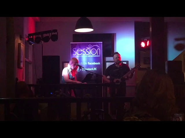 Session Acoustic Duo - Rocks Primal Scream Cover