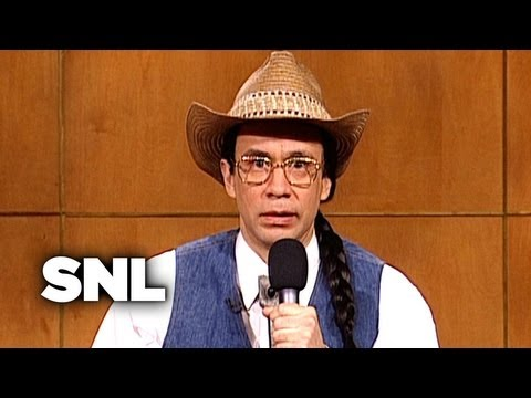 Native American Stand-Up: Unfunny Humor - Saturday Night Live streaming vf