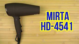Розпакування MIRTA HD-4541