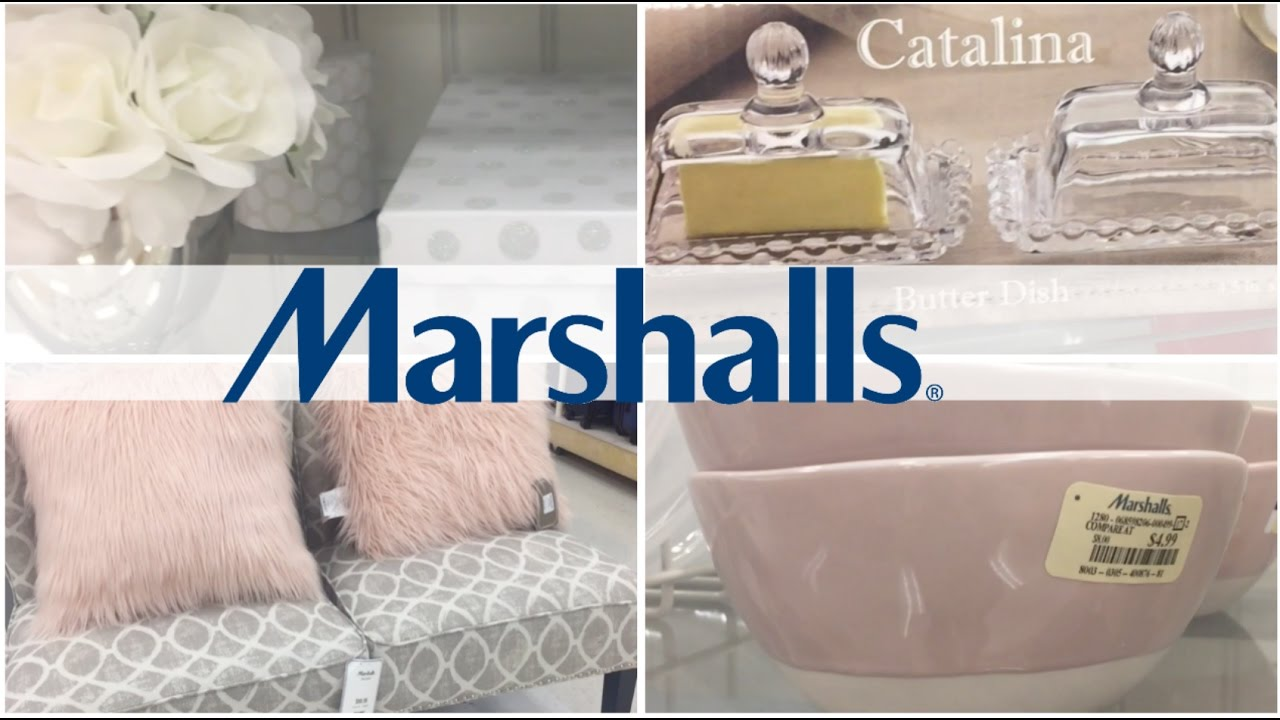 Shop With Me At Marshalls Home Decor 2017 Spring Summer 12 Youtube
