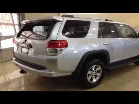 2013 toyota 4runner 4wd v6 sr5 for sale at sherwood park toyota scion youtube. Black Bedroom Furniture Sets. Home Design Ideas