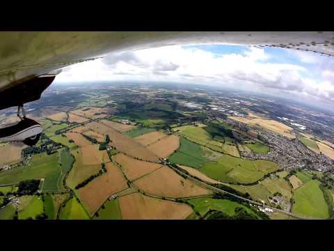 Nottingham to Gloucestershire