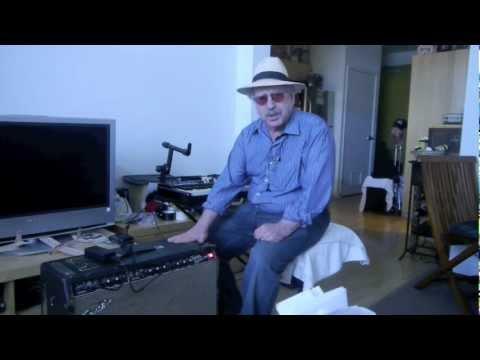Jon's First Hi-Def Video Test with Hammond Sk1 Organ LUMIX DMC-G3