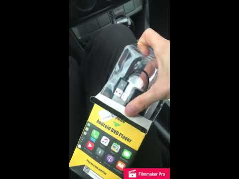 CarPlay/Android Auto в любую машину! Обзор адаптера CarPlay/Android Auto