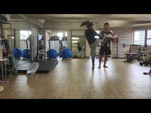 【名古屋】キックボクシングのパーソナルトレーニングで体脂肪燃焼【ガイオジム】
