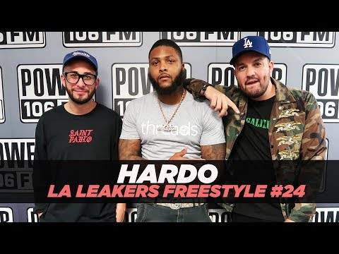 Hardo Freestyle With The LA Leakers | #Freestyle024