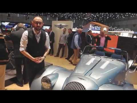 Morgan at Geneva 2019: Plus Six introduction