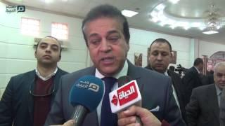 بالفيديو| عبدالغفار: التعليم المفتوح بابًا خلفيًا للدراسات العليا