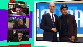 T.I. Welcomes Trae Young To ATL, Tells Him One Place Not To Go | TMZ Sports