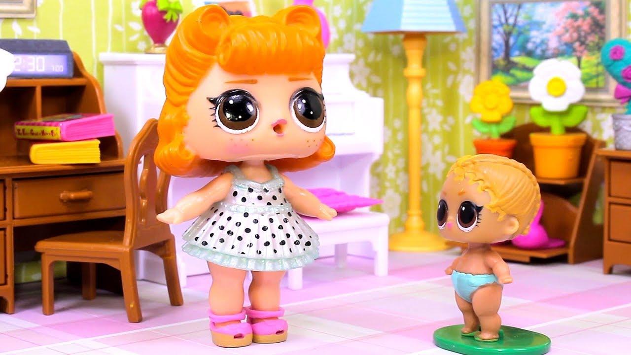 Куклы лол смешные мультики