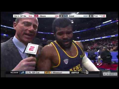 (3rd & 7th Place Matches) 2018 NCAA Wrestling Championship (197 Lbs.) March 17, 2018