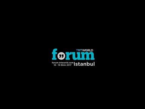 TRT World Forum 18-19 Ekim'de...