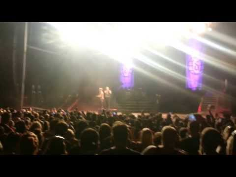 Shinedown (45 and Simple Man) at the Zoo Amphitheatre in OKC