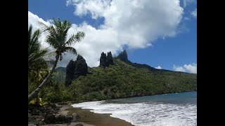 Explore picturesque NUKU HIVA, Marquesas Islands by 4x4