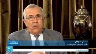ميشال سليمان - رئيس الجمهورية اللبنانية سابقا