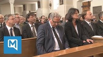 Bluttat in Grafing: 150 Menschen bei Trauerfeier in der Pfarrkirche St. Ägidius
