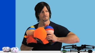 The Walking Dead's Norman Reedus On Surviving a Zombie Apocalypse - 10 Essentials | Style Guide | GQ thumbnail