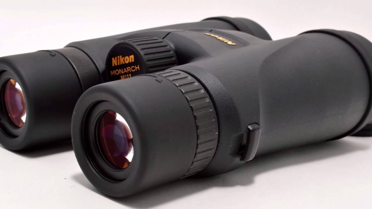 Nikon binoculars monarch  roof prism type times