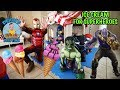 ICE CREAM for SUPERHEROES | PRETEND PLAY | DEION'S PLAYTIME