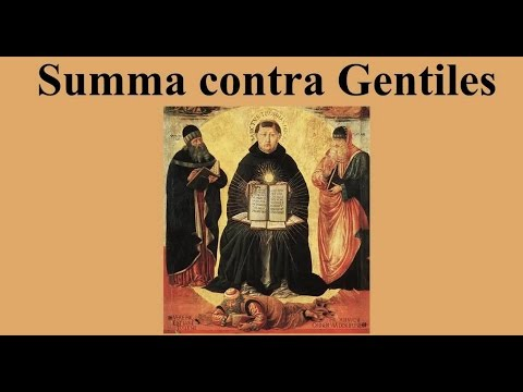 Summa Contra Gentiles BTM #11