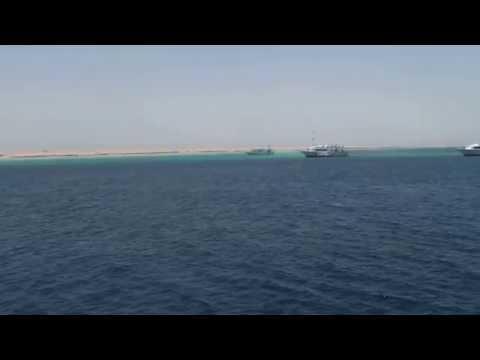 Trip to Giftun Island - July 2014