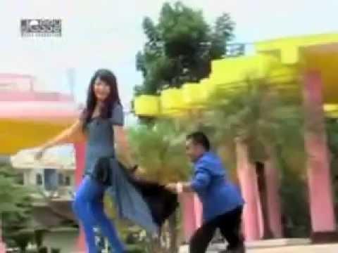 Lagu Banjar (Kalsel) Nenk Pink Pink  feat ANANG kecil banget  - KAWIN