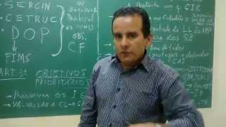 AULA 1 - LEI ORGÂNICA - DF- ( ARTIGOS DE 1 A 3)  - SESIPE - AGEPEN PROF. RONILSON
