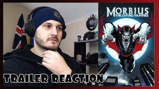 Download MORBIUS Teaser Trailer - REACTION!!! Mp3 and Videos