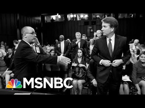 Parkland Victim Father: Kavanaugh Turned Away When I Brought Up My Daughter | The Last Word | MSNBC