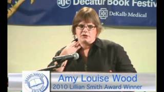 Amy Louise Wood Receives Lillian Smith Book Award for 2010