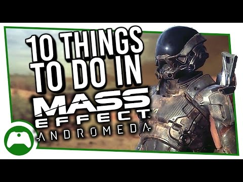 Thumbnail: 10 Things You Must Do In Mass Effect Andromeda's First 10 Hours