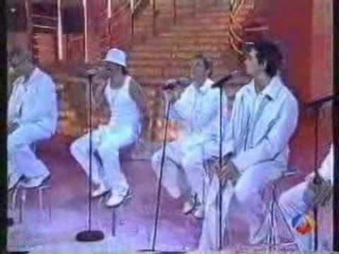 Backstreet Boys Sorpresa Sorpresa 1999 Spain (I)
