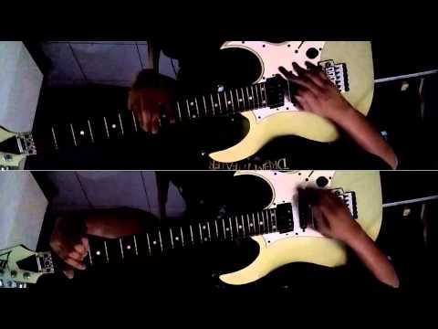 Dewa 19 - Kita Tidak Sedang Bercinta Lagi (guitar cover)